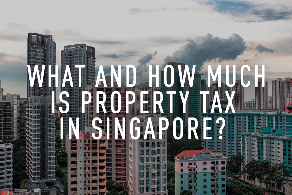 Iras Singapore Property Tax
