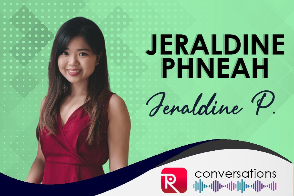 Redbrick conversation with Jeraldine Phneah